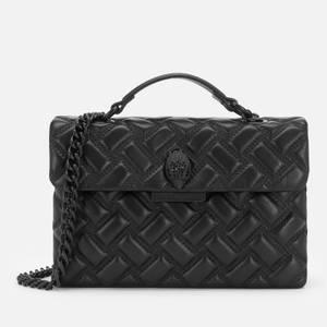 Kurt Geiger London Women's Kensington Bag Drench - Black
