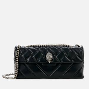 Kurt Geiger London Women's Kensington Long Bag - Black