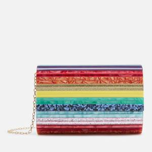 Kurt Geiger London Women's Party Envelope Clutch - Multi