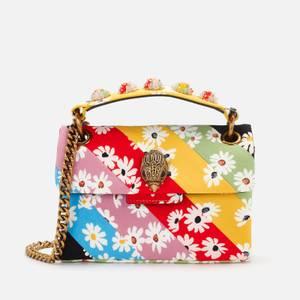 Kurt Geiger London Women's Fabric Mini Kensington V Bag - Multi
