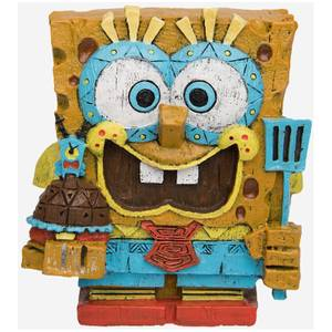 FOCO Nickelodeon Spongebob Squarepants Spongebob Squarepants Eekeez Figure - Variant