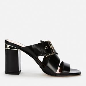 Ted Baker Women's Peataa Heeled Mules - Black