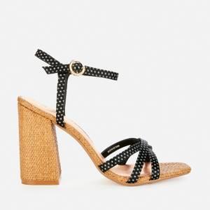 Ted Baker Women's Kasira Block Heeled Sandals - Black