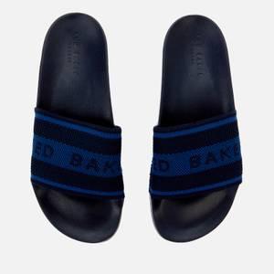 Ted Baker Men's Danoup Slide Sandals - Navy