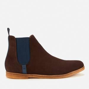 Ted Baker Men's Mardin Suede Chelsea Boots - Brown