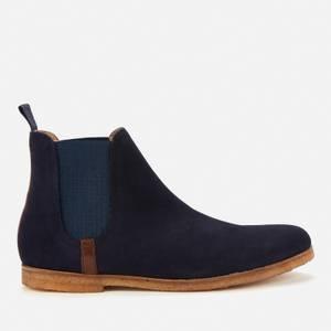 Ted Baker Men's Mardin Suede Chelsea Boots - Navy