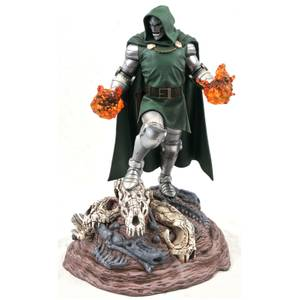 Marvel Gallery Dr. Doom 9-inch PVC Statue - Exclusive