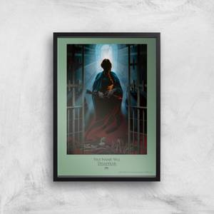 Game of Thrones Disappear Giclee Art Print