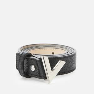 Valentino Bags Women's Forever Belt - Black