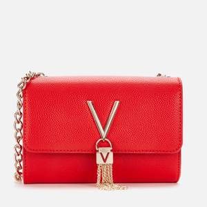Valentino Bags Women's Divina Small Shoulder Bag - Red