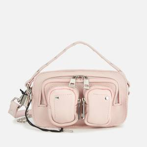 Núnoo Women's Helena Smooth Cross Body Bag - Pink