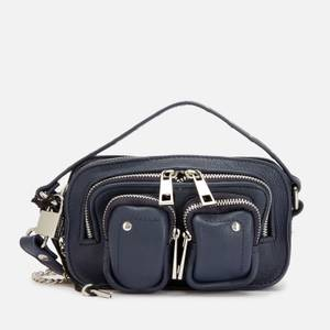 Núnoo Women's Helena Smooth Cross Body Bag - Navy