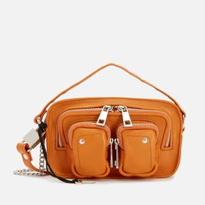 Núnoo Women's Helena Smooth Cross Body Bag - Cognac