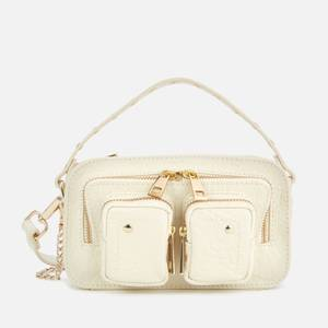 Núnoo Women's Helena New Zealand Cross Body Bag - Beige