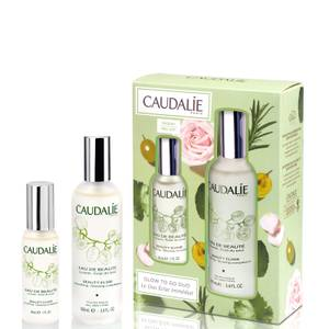 Caudalie Glow to Go Beauty Elixir Set