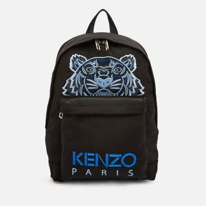 KENZO Kampus Canvas Backpack - Black