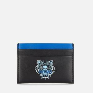 KENZO Ekusson Card Holder - Black