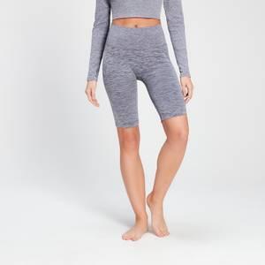 MP Women's Composure Seamless Cycling Shorts - Galaxy Blue