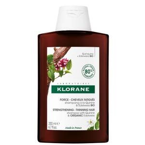 KLORANE Shampoo with Quinine and Organic Edelweiss 200ml