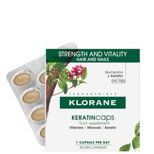 KLORANE Keratin Capsules 19.5g