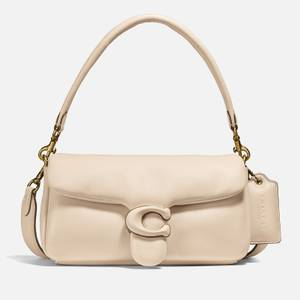 Coach Women's Pillow Tabby Shoulder Bag 26 - Ivory