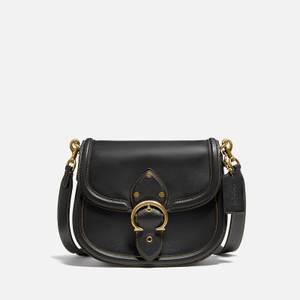 Coach Women's Beat Saddle Bag - Black