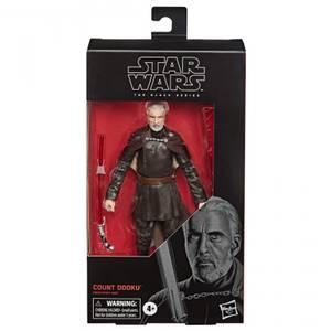 Hasbro Black Series Star Wars Count Dooku Action Figure