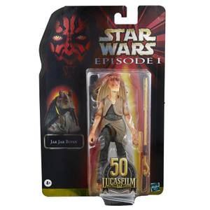 Hasbro Star Wars The Black Series Jar Jar Binks Action Figure