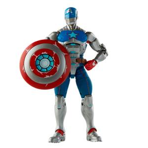 Hasbro Marvel Legends Series 6-inch Civil Warrior With Shield Action Figure