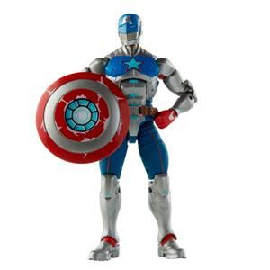 Figurine Civil Warrior avec bouclier - Hasbro Marvel Legends Series