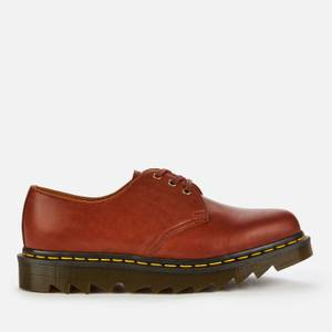 Dr. Martens Men's 1461 Ziggy Leather 3-Eye Shoes - Tan