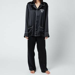 More Joy Women's More Joy Pyjamas - Black