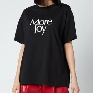 More Joy Women's More Joy T-Shirt - Black