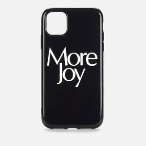 More Joy Women's More Joy iPhone 11 Case - Black