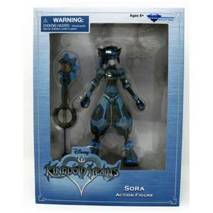Diamond Select Kingdom Hearts - Sora Version 2 Action Figure
