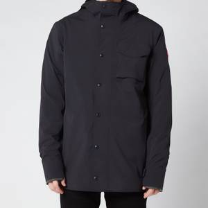 Canada Goose Men's Nanaimo Rain Jacket - Black