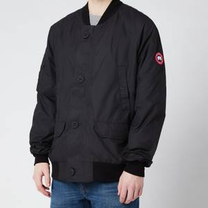 Canada Goose Men's Faber Bomber Jacket - Black