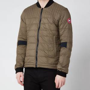 Canada Goose Men's Dunham Down Jacket - Military Green