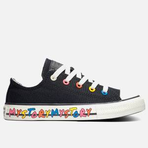 Converse Kids' Chuck Taylor All Star My Story Hi - Top Trainers - Black