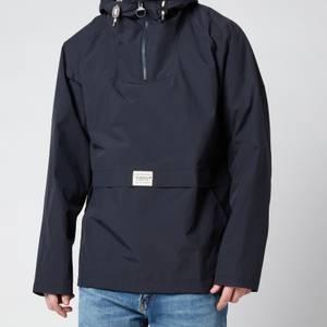 Barbour Men's Alnot Casual Popover Jacket - Navy