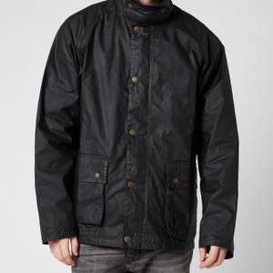 Barbour Men's Selbin Wax Jacket - Sage