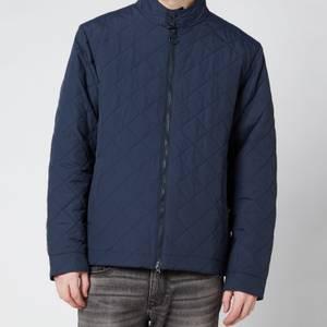 Barbour Men's Korrin Quilt Jacket - Navy
