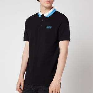 Barbour International Men's Ampere Polo Shirt - Black