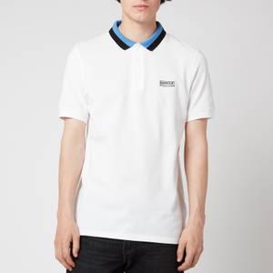 Barbour International Men's Ampere Polo Shirt - White