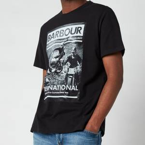 Barbour International Men's Archive Downforce T-Shirt - Black