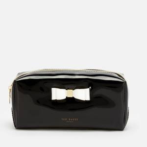 Ted Baker Women's Halsey Washbag - Black