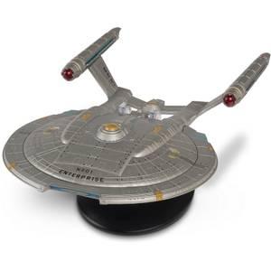 Star Trek Die Cast USS Enterprise NX-01 Starship 22cm