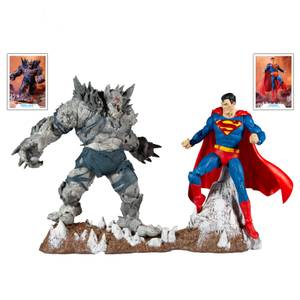 McFarlane DC Collector Multipack - Superman Vs Devastator Action Figure
