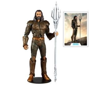 "McFarlane DC Justice League Movie 7"" Figures - Aquaman Action Figure"