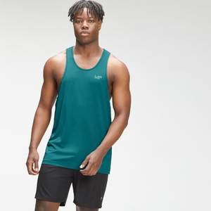 MP Men's Repeat Mark Graphic Training Stringer | Teal | MP